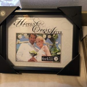 Other - New Wedding picture frames, 6x4 and 5x7